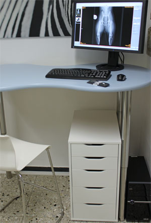 Roentgen Workstation